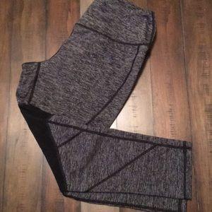 Torrid compression workout leggings